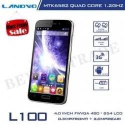 Original LANDVO L100 MTK6572M Dual Core Android Phone 512MB RAM 4G ROM 2MP Camera
