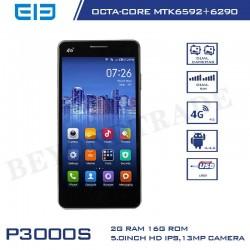 Brand Elephone P3000S Octa Core 4G MTK6592+6290 Mali-450 GPU 2G RAM 16G ROM Android Phone With 13MP Camera Cellphone