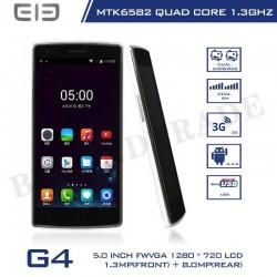 Elephone Brand G4 Quad Core MTK6582 1G RAM 4G ROM 8.0MP Camera 5''IPS Screen Cell Phone