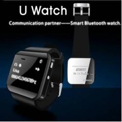 Bluetooth Smart Watch Fashion Woman Man Luxury Band Sync Phonebook + Message + Answer Calls + Alarm Anti-lost Smartwatch