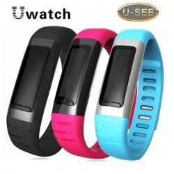 Bluetooth Smart Watch New U9 USee U Watch Wrist Smartwatch Pedometer Anti Lost For iPhone Samsung HTC Huawei Xiaomi