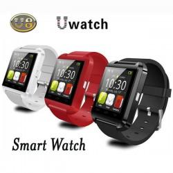 10pcs/lot Bluetooth Smart Watch WristWatch U8 U Watch Smartwatch for iPhone Samsung S4 S5 Note3 HTC Android
