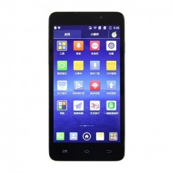 """Original Coolpad F1 MTK6592 Octa Core Phone 1.7GHz 5"""" Capacitive Screen Android 4.2 Camera 13.0MP 2GB+8GB GPS 3G WCDMA Silver"""