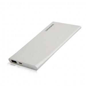 Buy DOOGEE PAGE Polymer Lithum Ion Power Bank Only 4.7mm The Thinnest in the world 2500mAH External Battery Pack For Iphone 6 Phone online
