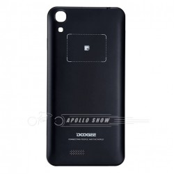 DOOGEE VALENCIA DG800 Replacement Battery Back Cover TouchCase Black