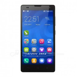 """Huawei Honor 3C Fun Version 5.0""""IPS Capacitive Screen MTK6582 Quad Core Phone 1.3GHz Android 4.2 1GB+16GB 3G GPS 8MP Camera"""