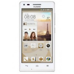 Original Huawei Ascend G6 4.5 inch 3G WCDMA Android 4.3 Smart Phone Qualcomm MSM8212 1.2GHz Quad Core 1GB+4GB 960 x 540
