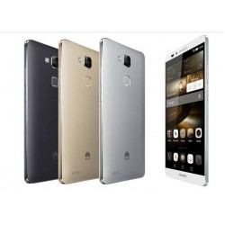 "Original Huawei Ascend Mate 7 4G LTE Andriod 4.4 Octa Core 6"" 1920X1080 3G+32G 13M 4100mAh Fingerprint Identify NFC"