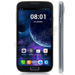 """Original Doogee Voyager DG300 MTK6572 Dual Core 1.3GHz Android 4.2 Phone 512MB RAM 4GB ROM 5.0"""" IPS Screen 960*580 Camera 5.0MP"""