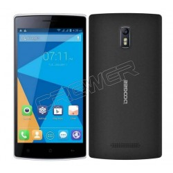 Original new Doogee KISSME DG580 5.5 inch Android 4.4 Smart Phone MTK6582 Quad Core CPU IPS Screen 3G WCDMA 1G 8G 8MP Camera