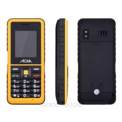 "1.77"" AGM Stone 2 IP67 32MB+32MB Waterproof Dust Resistant Shock Resistant 0.3MP LED Flashlight GSM Phone FSJ0284#M1"