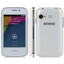 3.5 inch M-HORSE S51 Android 4.4 cellphones SC8810 1.0GHz Dual Cameras FM Bluetooth 34FSJ0268#M1