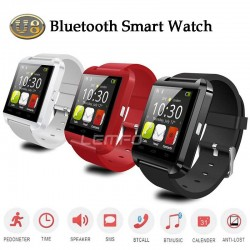 Bluetooth Smart Watch Smartwatch U8 Wrist Wrap Handsfree Sync Android For IOS iphone 6 5 5S Samsung New 2015 Phone Mate
