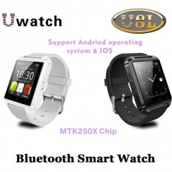 Bluetooth Smart Watch U Watch U8L Smartwatch Sports Hands free For iOS iPhone 6 5S Samsung S5 Note 4 Android Phone Mate New 2015