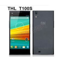 2750MAh Original THL T100s OGS NFC OTG 1.7GHZ 5 inch Android 4.2 MTK6592 Octa Core Smart 3G Cell Phone,Ram 2GB+Rom 32GB 13.0MP