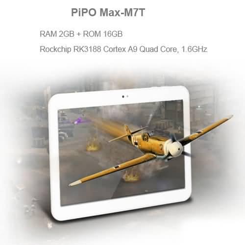 Buy PiPO Max-M7T 3G Phone Call ROM 16GB 8 9