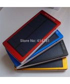 External Battery Pack Solar Battery 500000mah Solar Power Bank 500000 mah for all phone,Can sun charging can usb charger