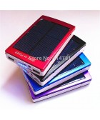 Solar Power Bank 300000mah Solar Battery 300000 mah External Battery Pack for All s digital products charge