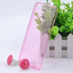 0.3MM Ultra-Slim Transparent TPU Protective Back Case Cover for Apple iPhone 6 Plus 5.5 inch Phone Case High Quality XCA0131