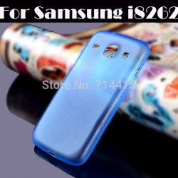0.3mm Ultra Thin Top Quality PC Case Back Cover Skill Shell For Samsung Galaxy Core I8260 I8262 GT-I8262 8260 8262 Phone Cases