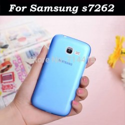 0.3mm Ultra Thin Top Quality PP Cases Back Cover Skill Shell For Samsung Galaxy star pro S7260 S7262 7260 7262