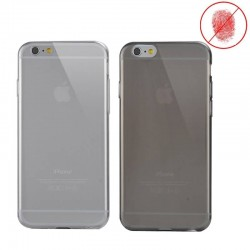 0.3mm Ultra Thin TPU for iPhone 6 4.7'' Anti fingerprint Protective Clear Transparent Phone bags cases