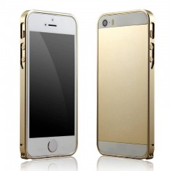 0.7mm Ultra thin Metal Aluminum Slim Bumper case for apple iphone 5 for iphone 5S Frame light weight Phone Accessories