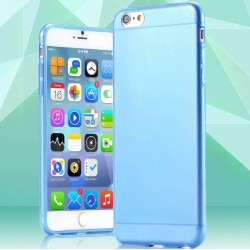 0.3mm Ultra Thin Slim Matte Transparent Clear TPU Soft Cover Case Skin for iPhone 6 6G 5.5inch back cover for iphone6