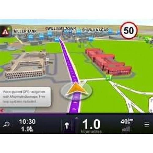 Buy Sygic Android Tablet GPS Navigation India Maps Online - Navigation map online