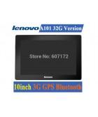 10 inch Lenovo A101 Tablets Internal 3G GPS Bluetooth RAM 2GB HDD 32GB SIM Call Android 4.2 Camera 5.0MP !