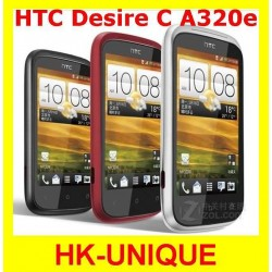 00% original HTC Desire C A320e unlocked GSM 3G Android GPS 5MP dropshipping