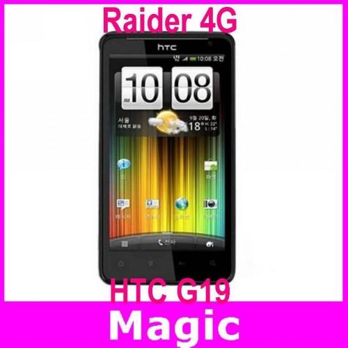 buy g19 original htc raider 4g x710e g19 cell phone 4 5 rh androidphonesshop com Sprint HTC EVO 4G LTE HTC Thunderbolt 4G LTE
