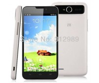 ZTE V987 Smart Phone Android 4.1 MTK6589 Quad Core 5.0 Inch HD IPS Screen 8.0MP Camera Resolution 1280*720