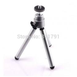 10pcs/lot Mini Tripod Stand for Digital Camera Webcam Gopro Go pro 3+ 3 2 1 sports camera Gorillapod Type Tripod
