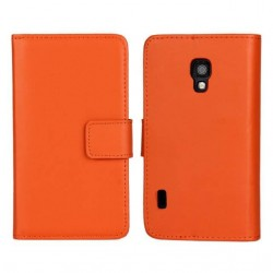 11 Color Luxury Wallet Stand Leather Case For LG Optimus L7 II/2 P715/P716 P714 Cases Cover With Credit Card