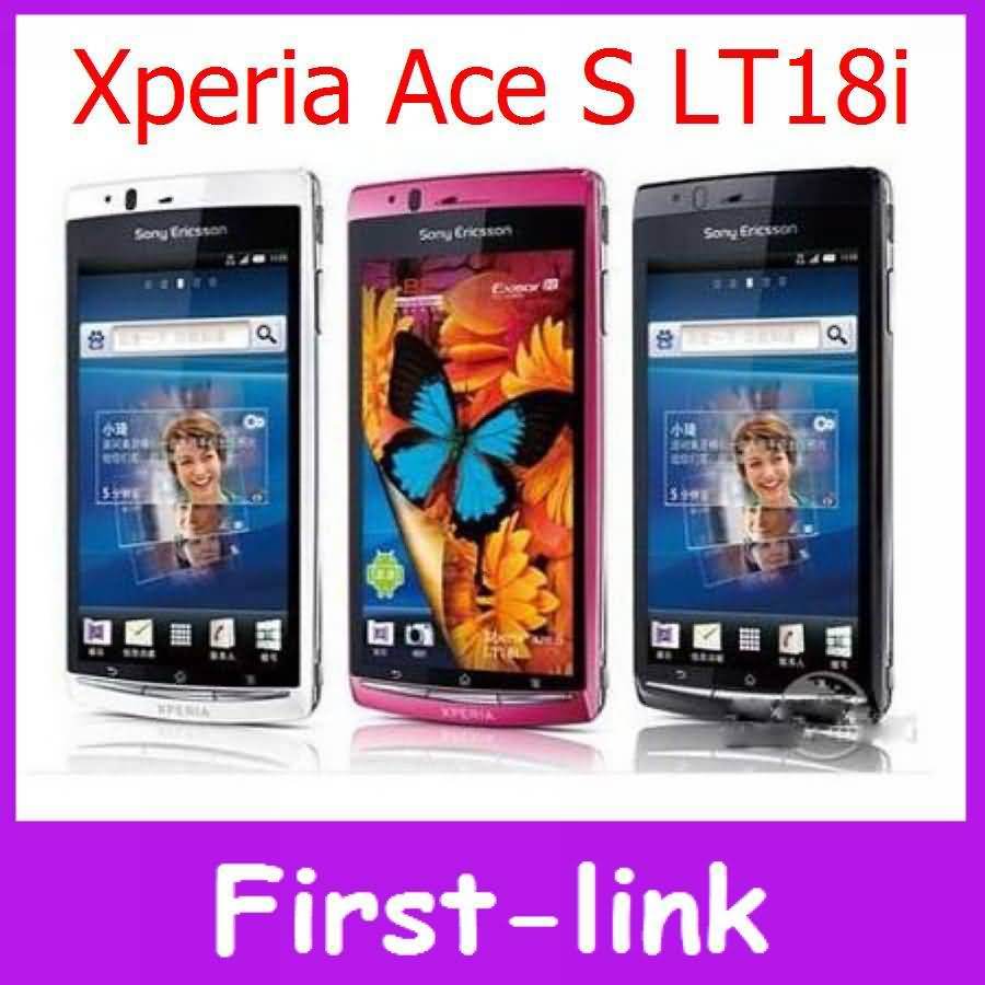 Android Phones Touchscreen Sony Ericsson Xperia Original Lt18i Wcdma Phone Gps Multi