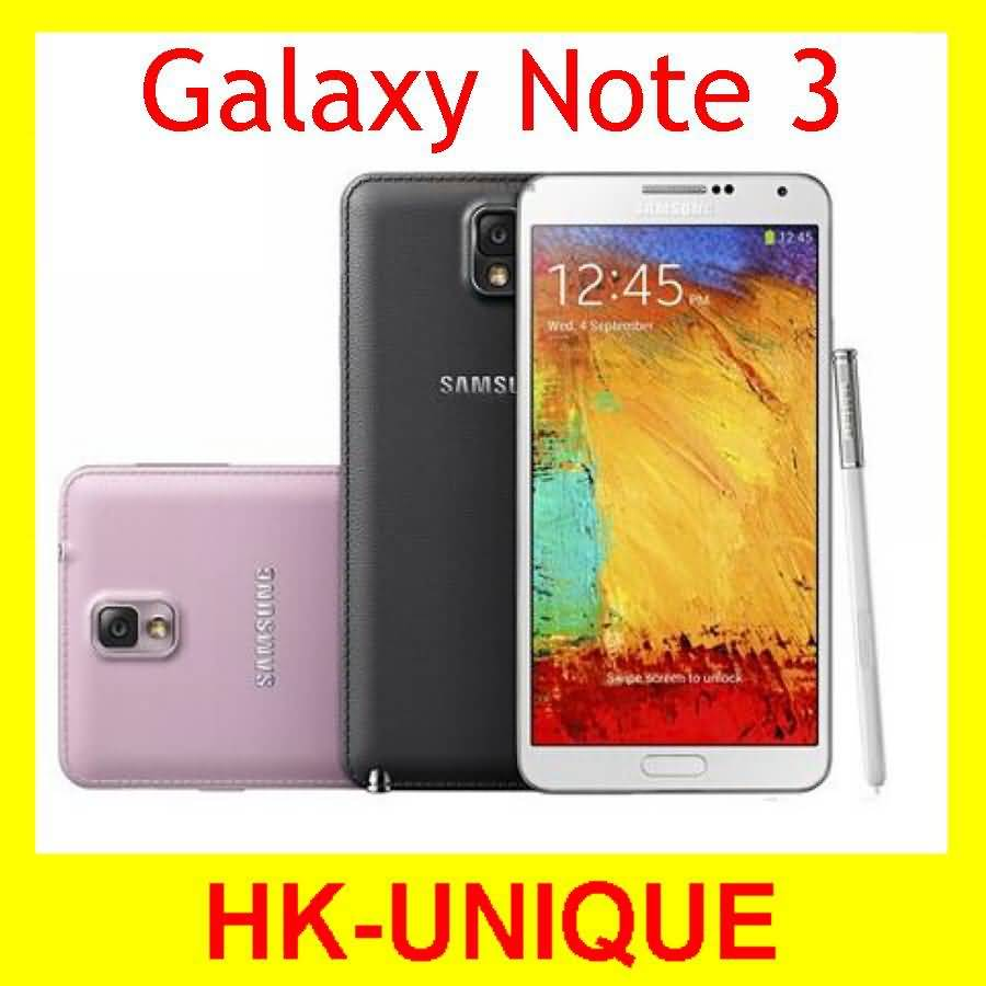 Android Phones Lenovo S930 Quadcore Samsung Galaxy Note 3 N9000 Original Unlocked Cell Quad Core 13mp Camera Gps Os In Stock